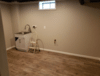 A Beautiful Finished Basement in Elyria, Ohio