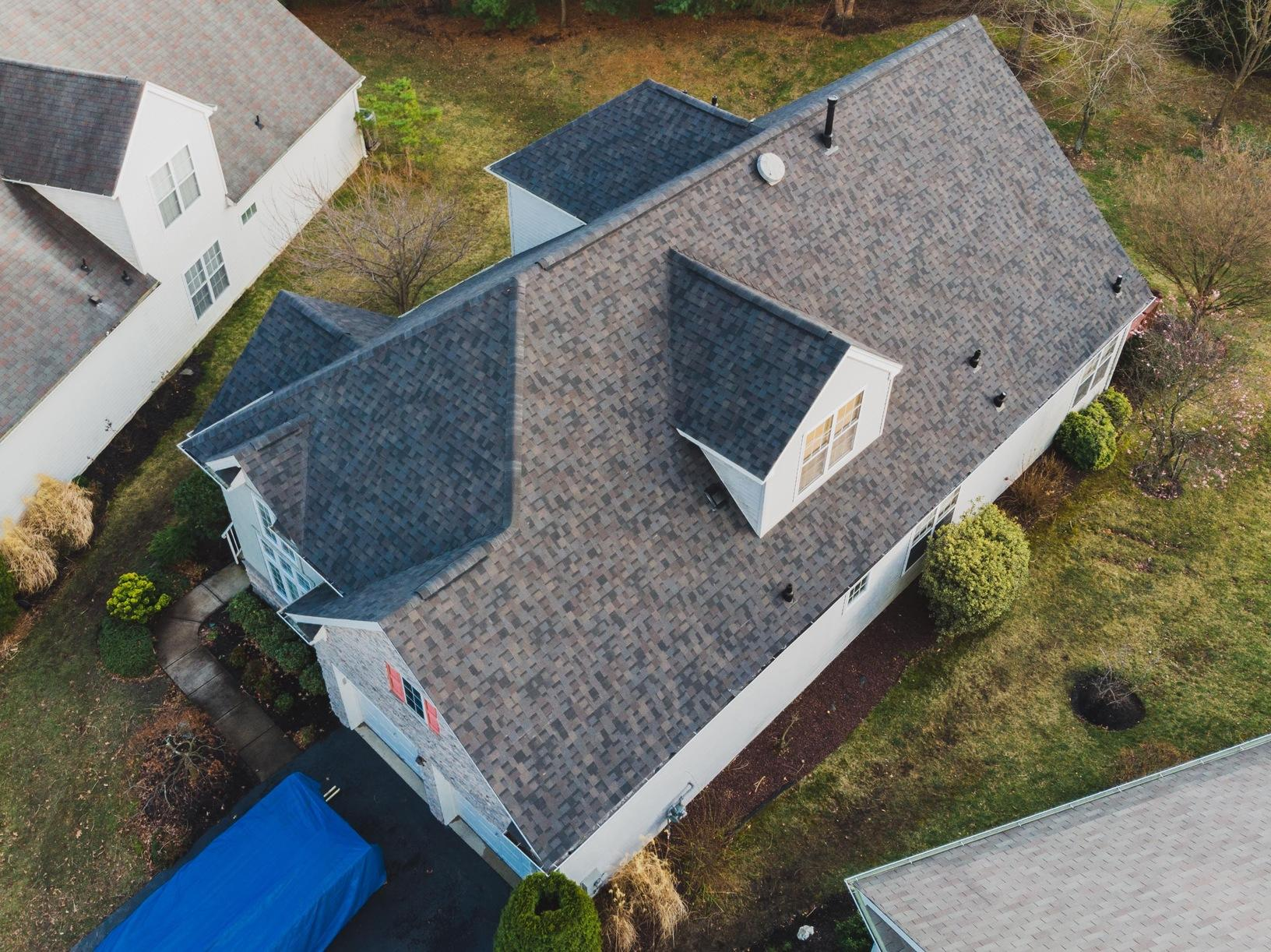 New Roof Installed In West Windsor, NJ - After Photo