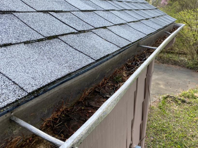 Klaus Roofing Systems By Quality 1st Before Amp After Photo