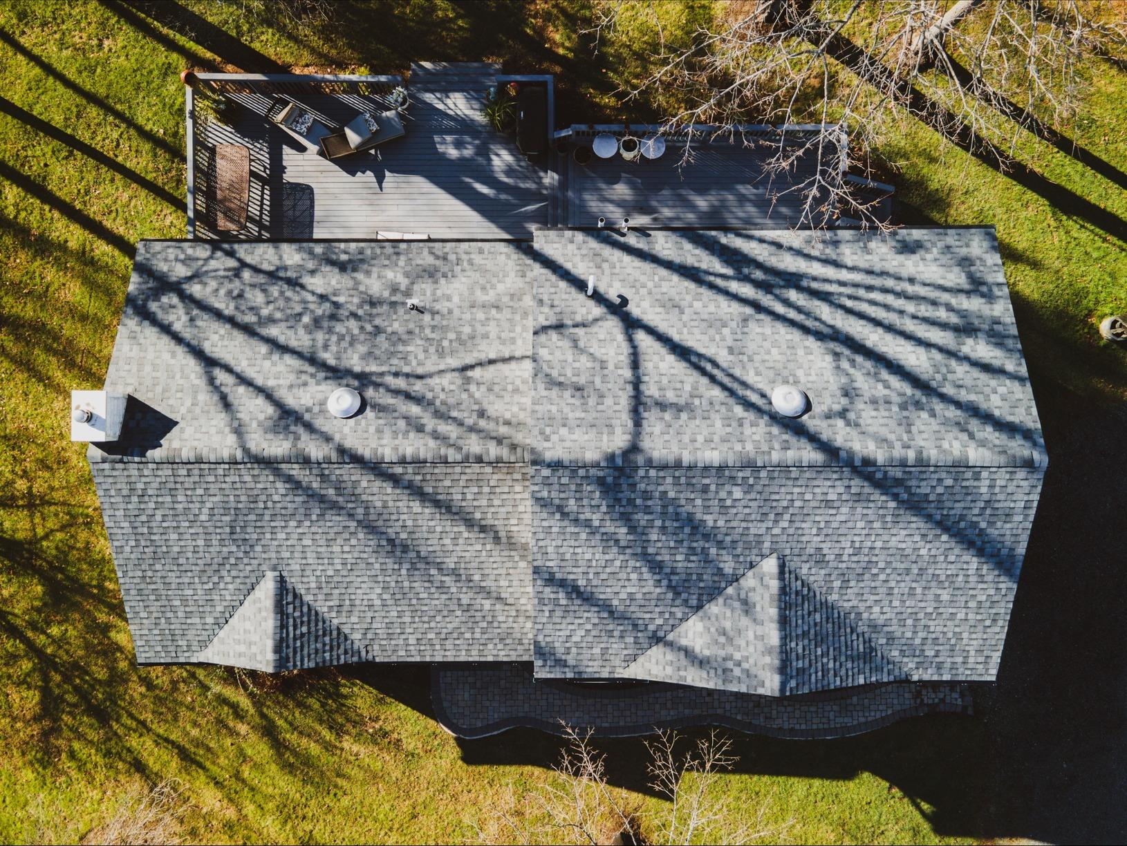 Roof Repair in Flemington, NJ - After Photo