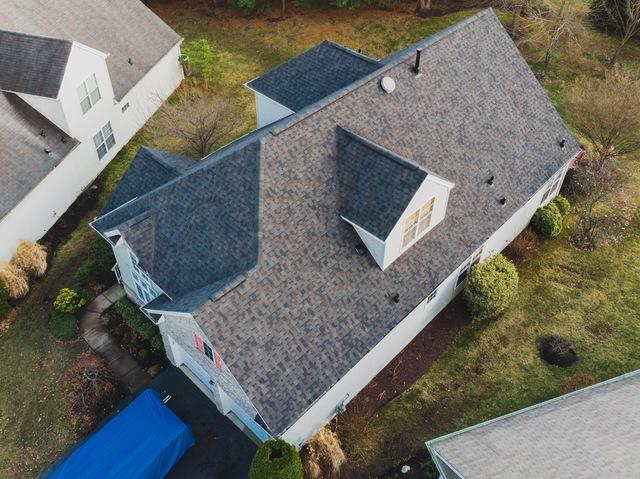 New Roof Installed In West Windsor, NJ