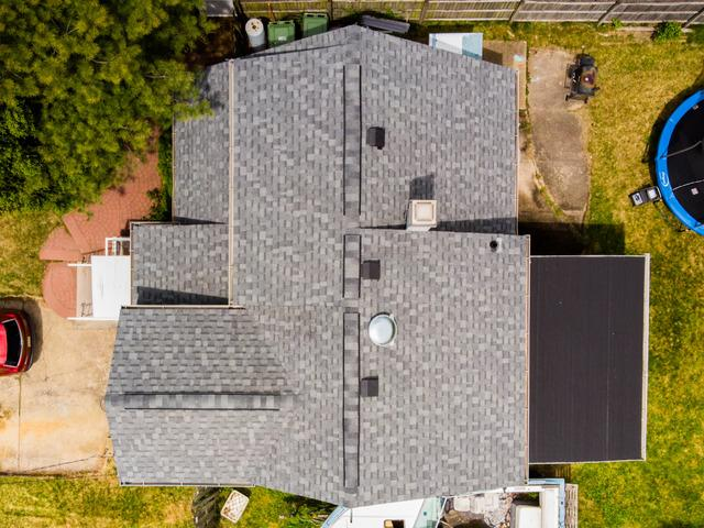 Parlin Roof Fully Replaced