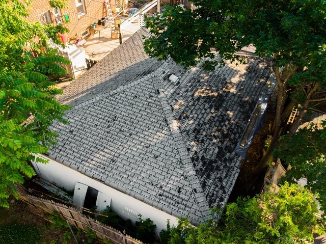 Garage Roof Replacement In Linden, NJ