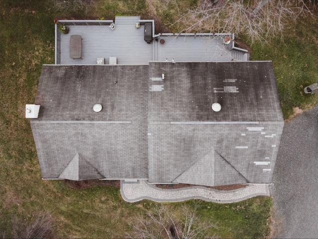 Roof Repair in Flemington, NJ - Before Photo