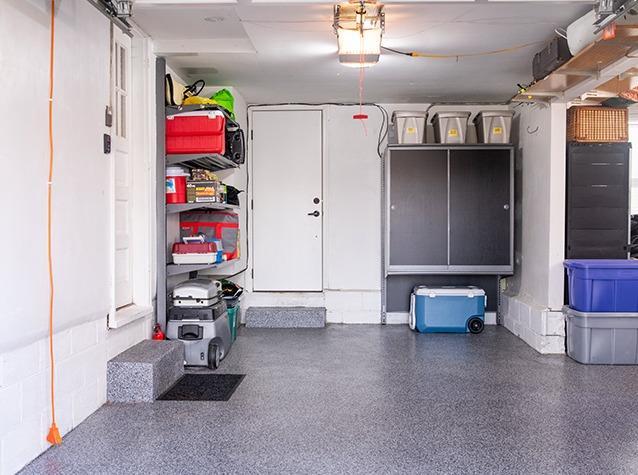 Garage Storage and Organization Service in Omaha, Nebraska - After Photo