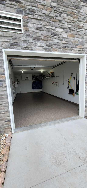 Garage Floor Coating Service in Omaha, NE - After Photo