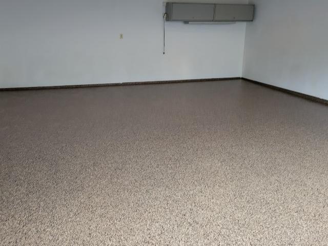Garage Floor Coating Service in Bellevue, NE