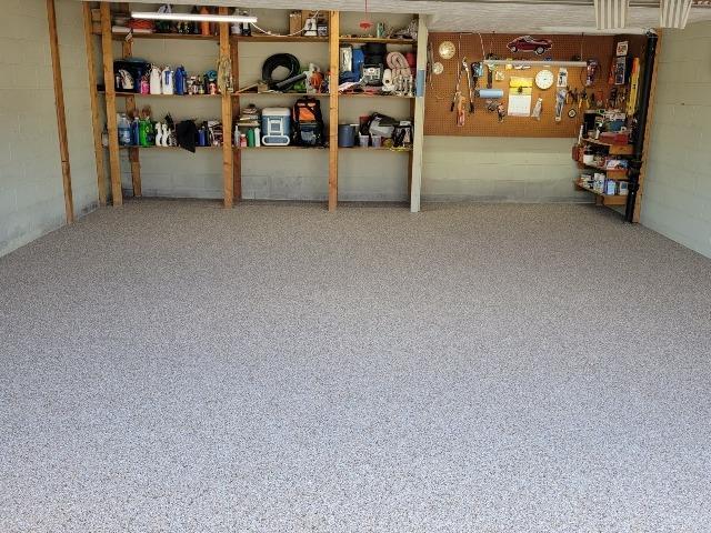 Garage Floor Coating Service in Omaha, NE