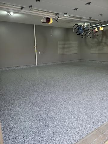 Garage Floor Coating Service in Gretna, NE