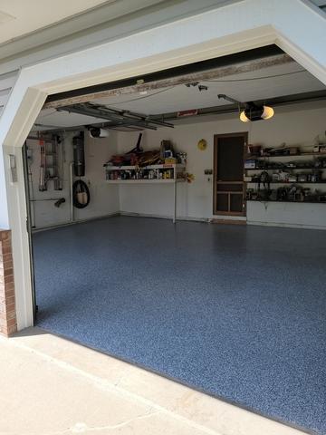 Garage Floor Coating Service in Papillion, NE