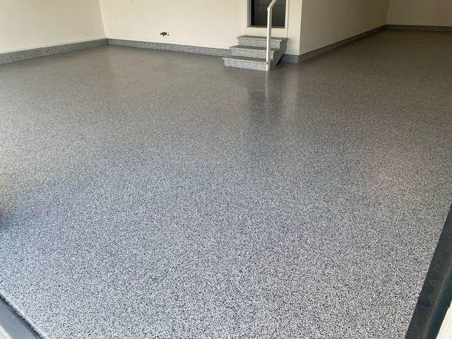 Garage Floor Coating Service in Bennington, NE