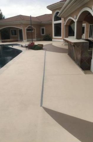 Custom Pool Deck Pasco, WA