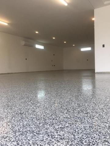 Epoxy Garage in Pasco, WA