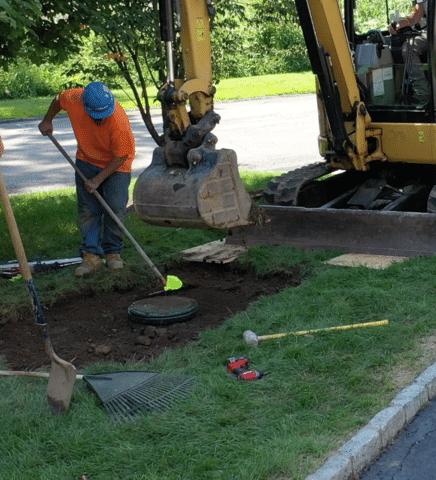 CULTEC Stormwater System Installation | Westport, CT