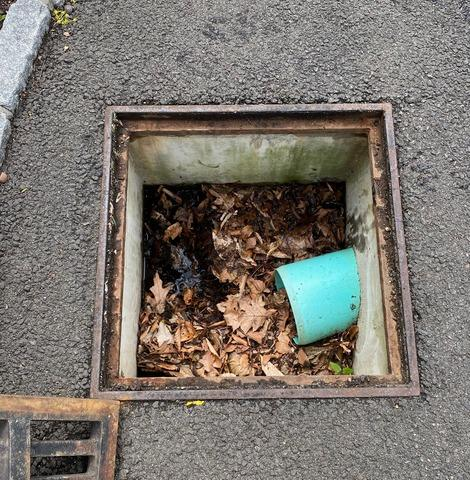 Clearing Out Your Catch Basins | Riverside, CT