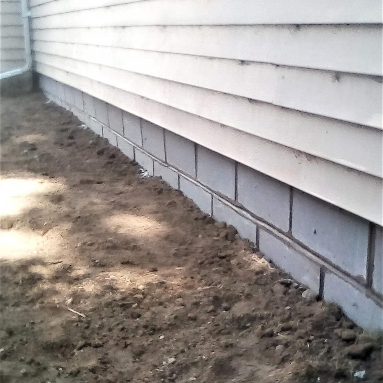 Foundation Stabilized in St. Clair Shores, MI - After Photo