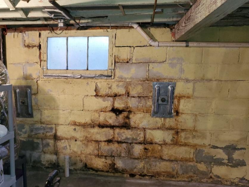 Homeowner Buys Grosse Ile, MI Home With MAJOR Water & Foundation Issues - Before Photo