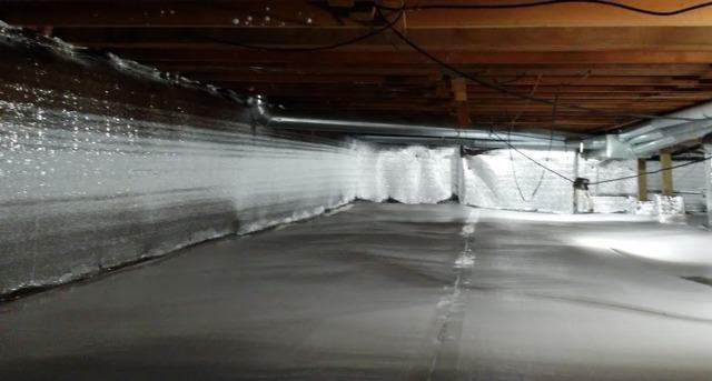 Crawl Space Encapsulation in Ann Arbor, MI