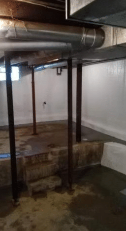 Basement Waterproofing in Dexter, MI