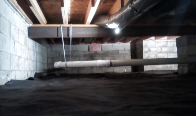 Crawl Space Encapsulation in Saline, MI