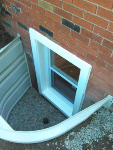 Egress Window Installation in Ann Arbor, MI