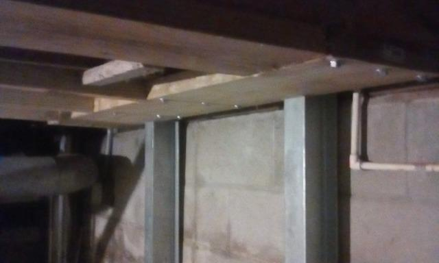 Basement Wall Repair in Monroe, MI