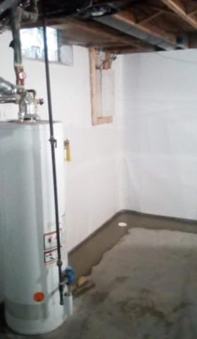 Basement Waterproofed in Dearborn, MI