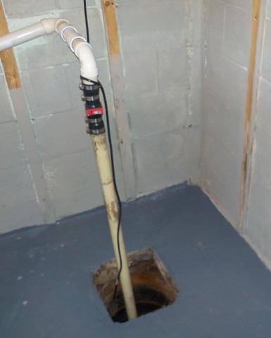 Sump Pump Installed in Harrison Township, MI
