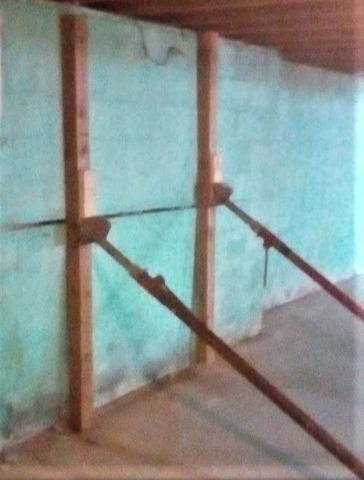 Wall Stabilization in Adrian, MI