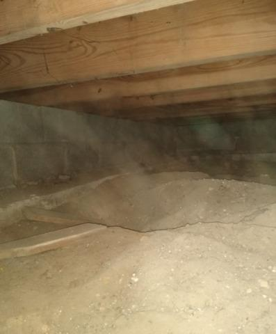 Crawl Space Encapsulation in Southfield, MI