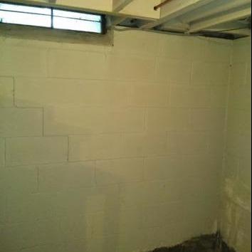 Basement Wall Stabilization in Franklin, MI