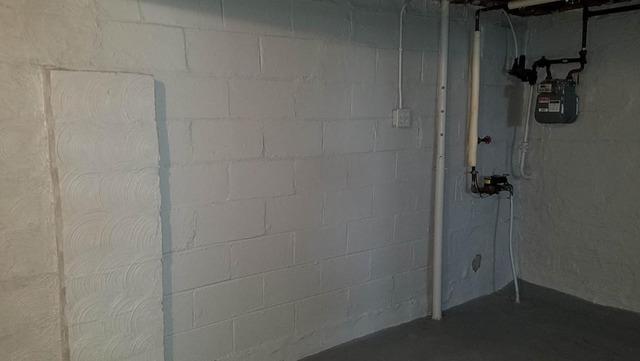 Southgate, MI Basement Wall Stabilization