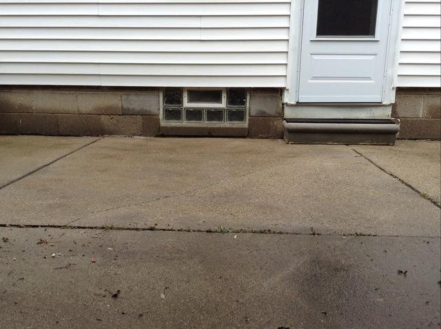 Unsightly Concrete Driveway Repaired in Genesee, MI