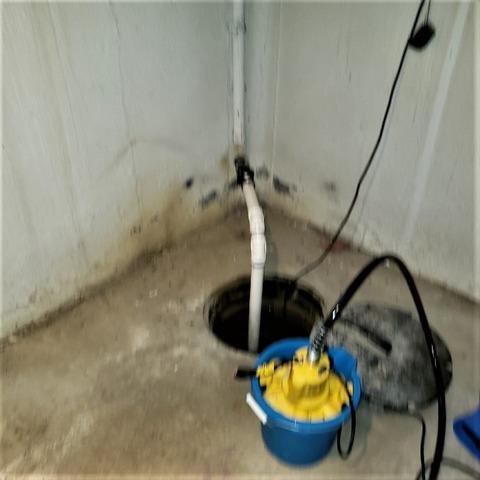 Farmington Hills, MI Homeowner Uses Fans & Towels to Clean Wet Basement