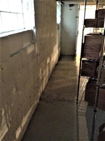 Wet, Leaky Basement Waterproofed in Birmingham, MI