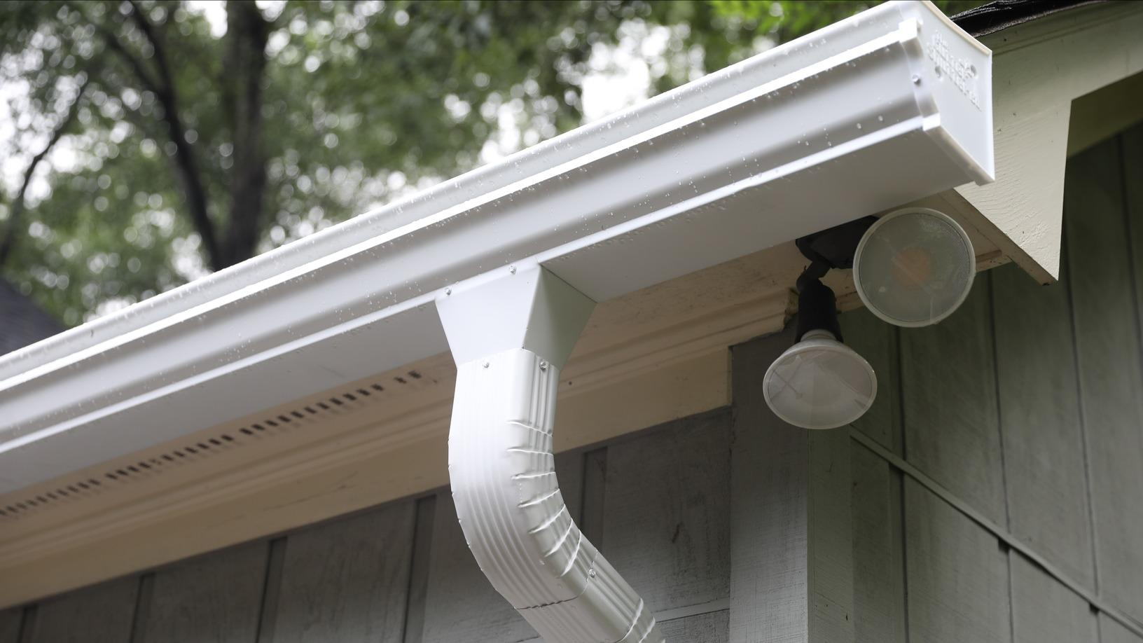 Midlands SC Gutter and Downspout Replacement - After Photo