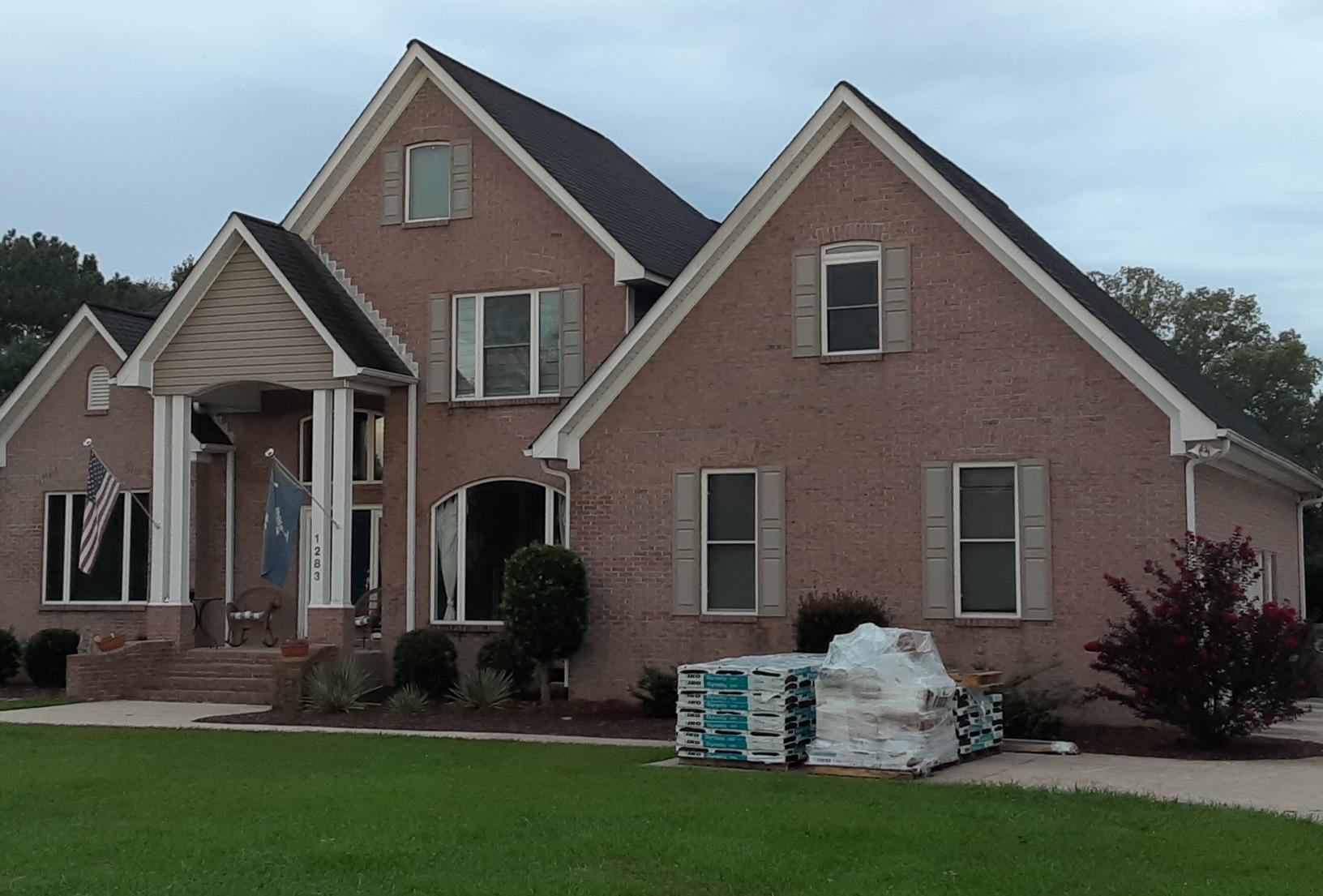 Roof Replacement in Blythewood, SC - Before Photo