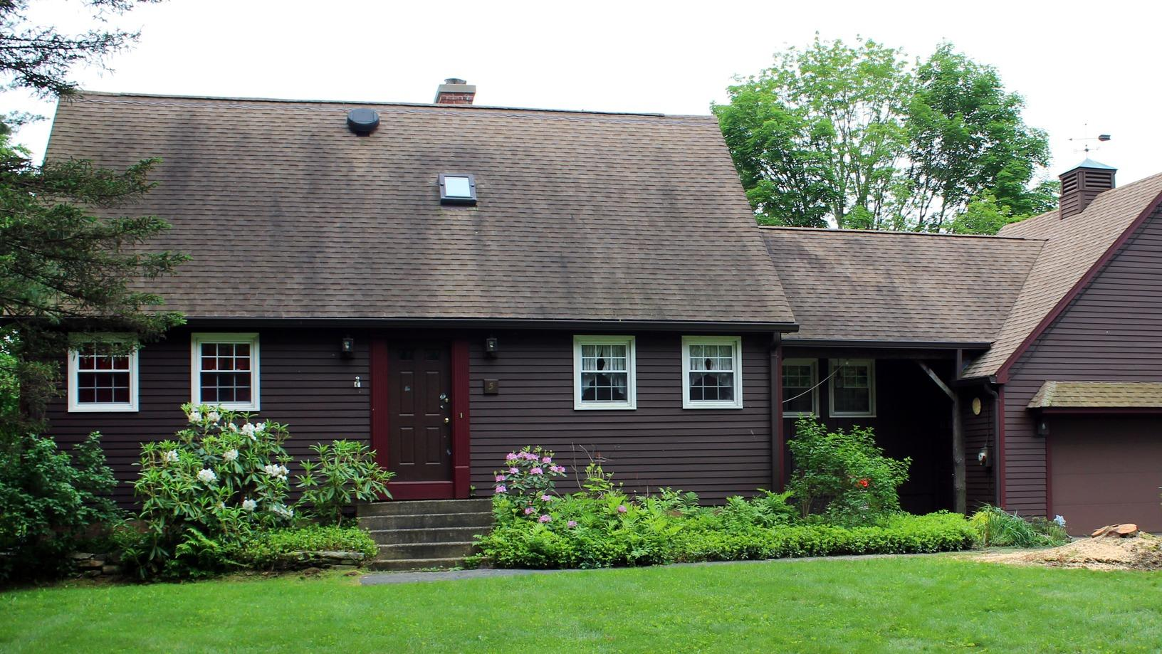 New Shingles Bring a Whole New Look in Columbia, SC - Before Photo
