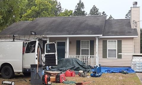 Beautiful Before & After in Lexington, SC - Before Photo