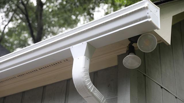 Midlands SC Gutter and Downspout Replacement