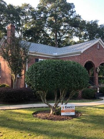 Before and After a Roof Replacement in Columbia SC - After Photo
