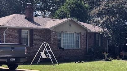 A New Roof on a Home in Cayce - After Photo