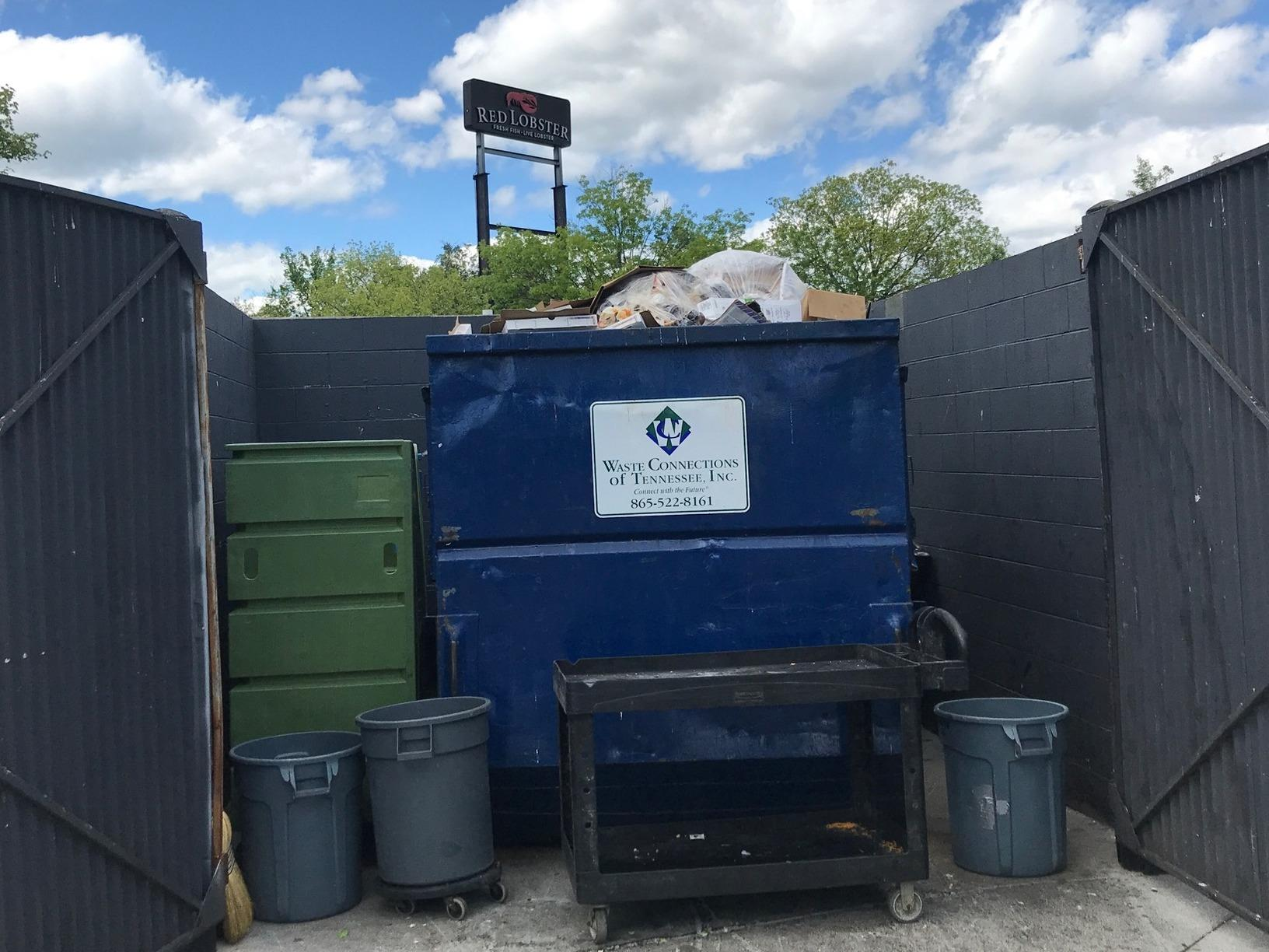 Popular Restaurant Has Junk Problem in Knoxville, TN - After Photo