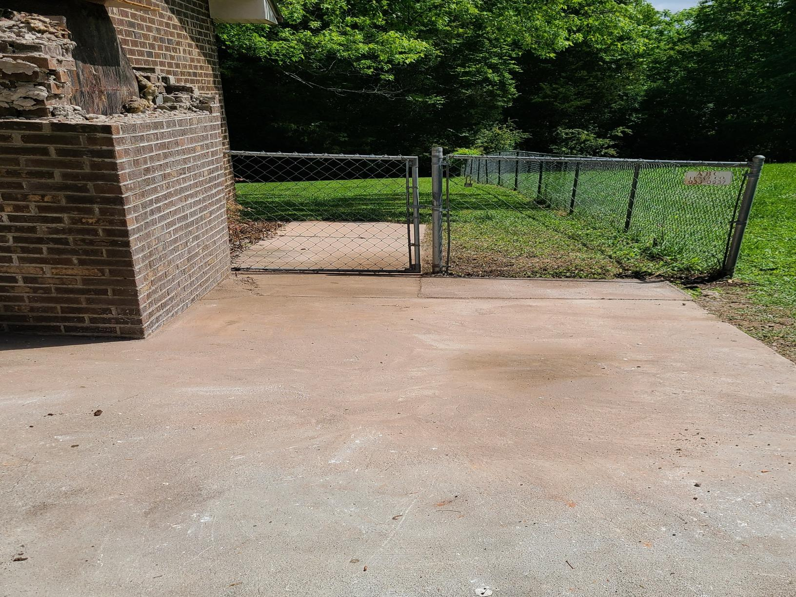 Removing Mounds of Bricks in Knoxville, TN - After Photo