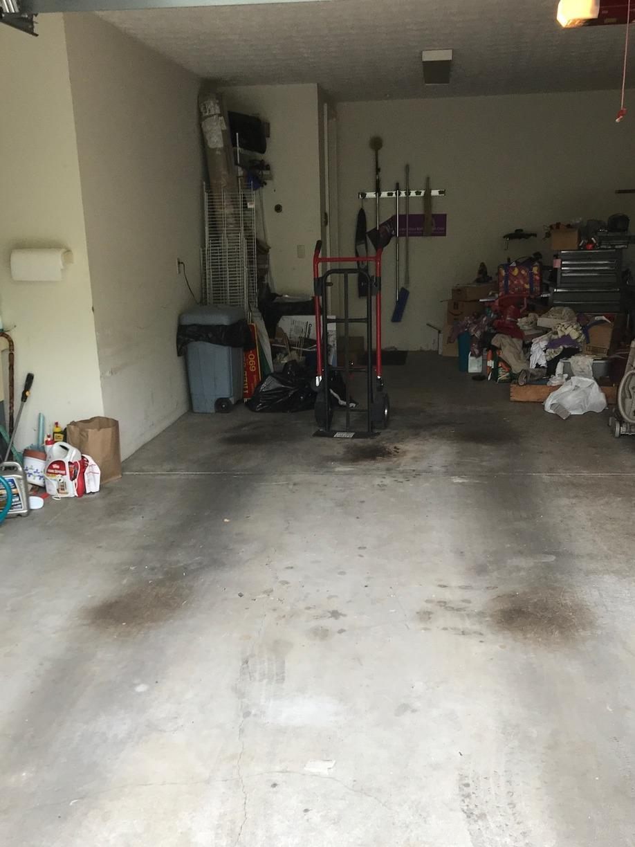 Clearing Away Junk to Make Room for a New Baby in Gatlinburg, TN - After Photo