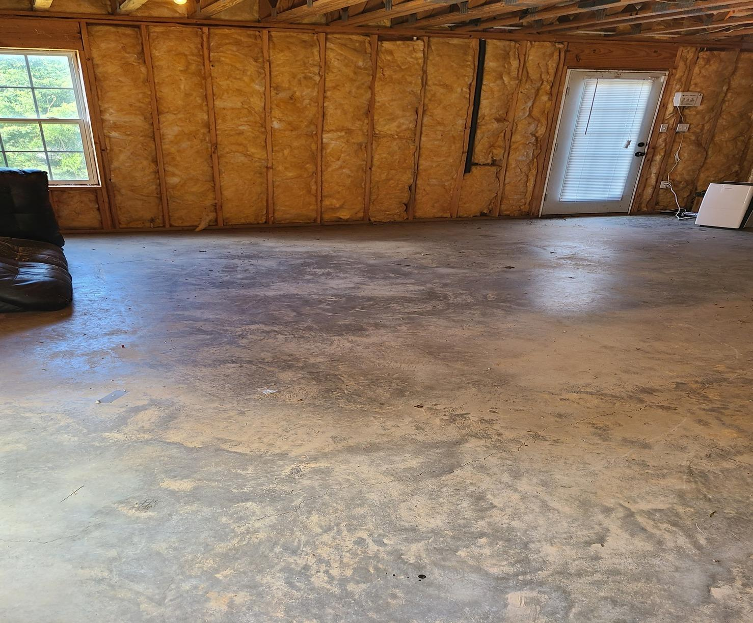 Clearing Out a Basement in Kodak, TN - After Photo