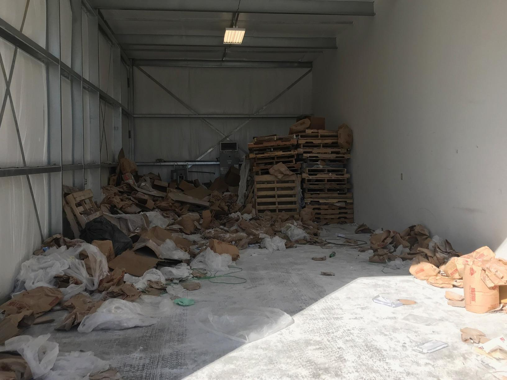 Storage Unit Cleanout in Sevierville, TN - After Photo