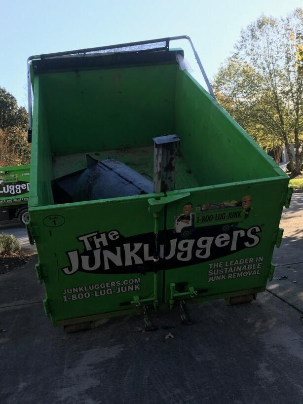 Removing a Giant Smoker in Mascot, TN - After Photo