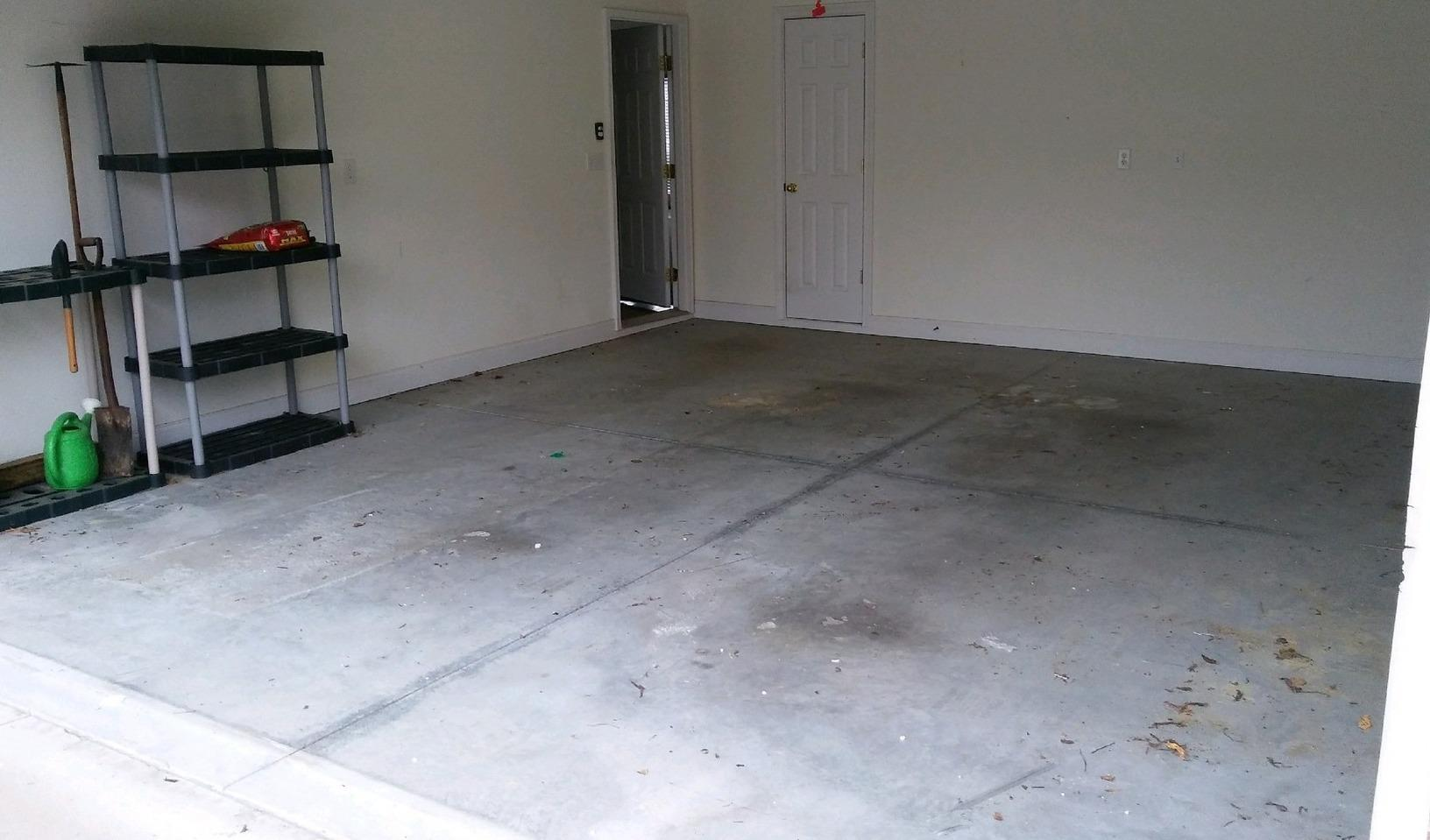 Garage Near Rutledge, TN Gets a Clean-Out - After Photo