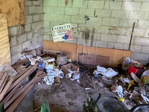 Junk Removal Near Maynardville, TN - Before Photo